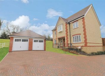 Thumbnail 6 bed detached house to rent in Adams Meadow, Wanbourough, Wiltshire