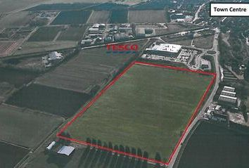 Thumbnail Land for sale in Ramsey Business Park, St Mary's Road, Ramsey, Cambs