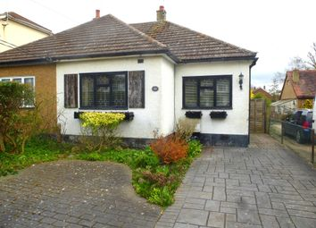 Thumbnail 2 bed semi-detached bungalow for sale in Mountnessing Road, Billericay