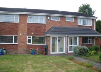Thumbnail 3 bed terraced house for sale in Earlswood Court, Birmingham