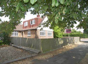 Thumbnail 4 bed detached bungalow for sale in Baker Street, Potters Bar