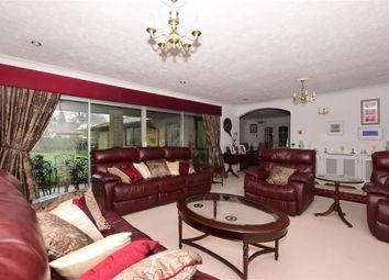 Thumbnail 4 bedroom detached bungalow for sale in Silver Close, Kingswood, Surrey