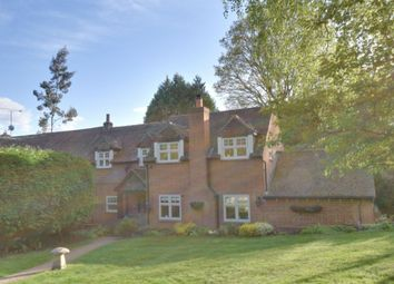 Thumbnail 4 bed semi-detached house for sale in Snows Ride, Windlesham, Surrey