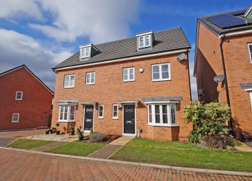 Thumbnail 4 bed semi-detached house for sale in Gretton Close, Redditch