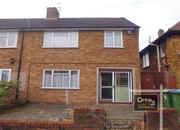 Thumbnail 4 bed semi-detached house to rent in Cambridge Road, Southampton