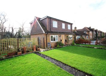 Thumbnail 3 bed detached house for sale in Ewhurst Road, Cranleigh
