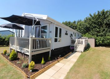 Thumbnail 2 bed mobile/park home for sale in Orchard Court Cherry Tree Holiday Park, Burgh Castle