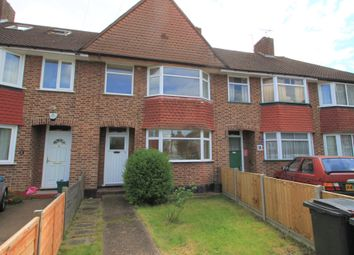 Thumbnail 3 bed terraced house to rent in Chatsworth Gardens, New Malden, Surrey