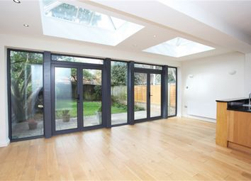 Thumbnail 5 bed terraced house to rent in Prebend Gardens, Stamford Brook, London
