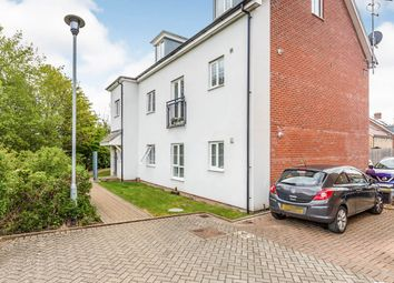 Thumbnail 2 bed flat for sale in Buckwells Field, Hertford