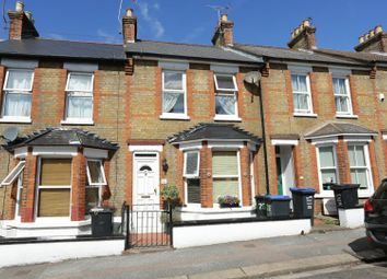 Thumbnail 2 bed terraced house for sale in Salisbury Avenue, Ramsgate