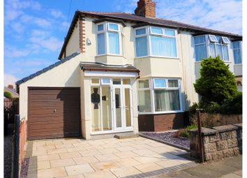 Thumbnail 3 bed semi-detached house for sale in Torrington Road, Liverpool