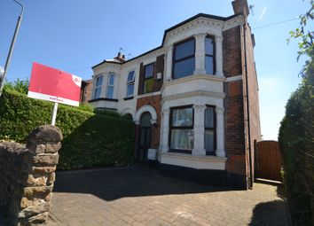 Thumbnail 4 bed semi-detached house to rent in Haywood Road, Mapperley, Nottingham