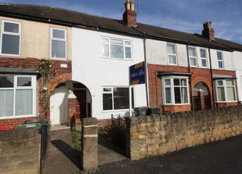 Thumbnail 3 bed terraced house for sale in William Road, Stapleford, Nottingham