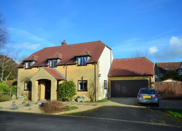 Thumbnail 4 bed detached house for sale in White Horse Lane, Hinton St. Mary, Sturminster Newton