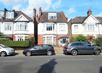Thumbnail 4 bed flat to rent in Home Park Road, Wimbledon, London