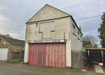 Thumbnail Industrial for sale in The Warehouse, Alma Road, Benfleet
