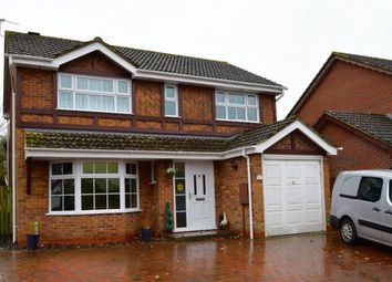 Thumbnail 4 bedroom detached house to rent in Hudson Close, Yate, Bristol