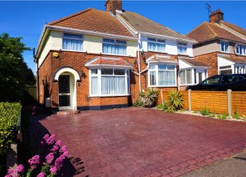 Thumbnail 3 bed semi-detached house for sale in Mayflower Avenue, Harwich