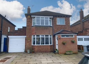 Thumbnail 3 bed detached house for sale in Eastward Avenue, Wilmslow