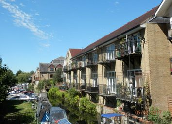 Thumbnail 2 bedroom town house to rent in Chandlers Wharf, St. Neots