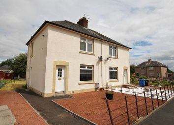 Thumbnail 2 bed semi-detached house for sale in Elphinstone Crescent, Airth, Falkirk