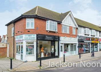 Thumbnail 2 bed flat for sale in Chessington Road, West Ewell, Epsom