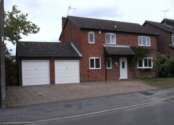 Thumbnail 4 bed property to rent in Underwood Drive, Stoney Stanton, Leicester