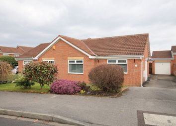 Thumbnail 2 bed bungalow for sale in Elsdon Close, Chester Le Street