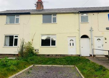 Thumbnail 3 bed terraced house for sale in Wrexham Road, Caergwrle, Wrexham