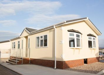 Thumbnail 2 bed mobile/park home for sale in Burlingham Park, Garstang, Lancashire