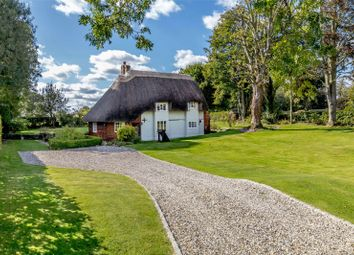 Rivar Road, Shalbourne, Marlborough, Wiltshire SN8. 3 bed detached house for sale
