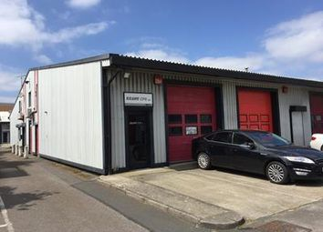Thumbnail Commercial property for sale in Unit 17 Fairway Business Centre, Airport Service Road, Portsmouth, Hampshire