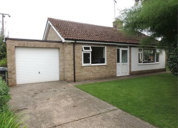 Thumbnail 3 bed detached bungalow for sale in Woodward Close, Shouldham, King's Lynn