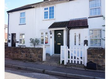 Thumbnail 2 bed cottage for sale in St. Johns Road, Southend-On-Sea