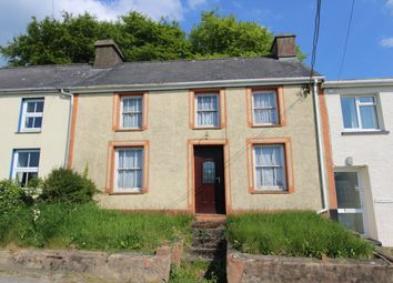 Thumbnail 2 bed cottage for sale in Dihewyd, Lampeter