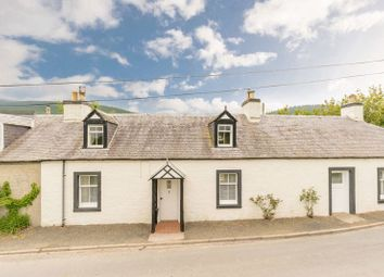 Thumbnail 4 bed end terrace house for sale in 3 The Bield, Traquair, Innerleithen