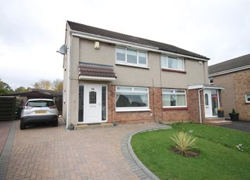 Thumbnail 3 bed property for sale in Dalcraig Crescent, Blantyre, Glasgow