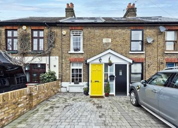 Thumbnail 3 bed terraced house for sale in Rushett Close, Thames Ditton