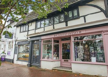 Thumbnail 2 bed flat for sale in High Street, East Grinstead, West Sussex