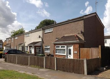 Thumbnail 3 bed end terrace house for sale in Auckland Drive, Smiths Wood, Birmingham, West Midlands