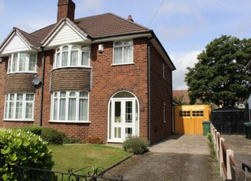 Thumbnail 3 bedroom semi-detached house for sale in Powis Avenue, Tipton