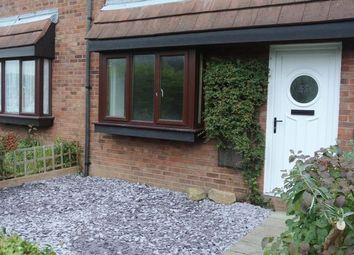 Thumbnail 2 bed terraced house to rent in Lancaster Park, Broughton, Chester