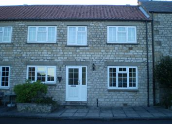 Thumbnail 3 bed terraced house to rent in Hawthorn Lane, Pickering