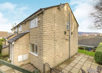 Thumbnail 2 bedroom semi-detached house to rent in Curtis Grove, Hadfield, Glossop