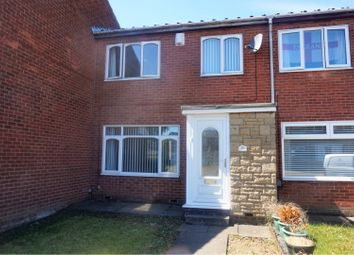 Thumbnail 3 bed terraced house for sale in Addington Drive, Wallsend