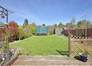 Thumbnail 3 bed semi-detached bungalow for sale in The Crossway, Fareham, Hampshire