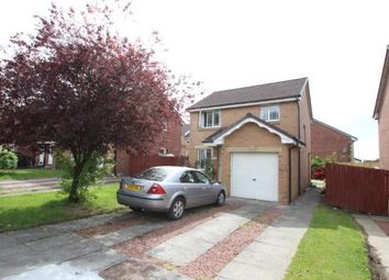 Thumbnail 3 bed detached house for sale in Croftspar Grove, Glasgow