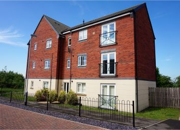 Thumbnail 1 bed flat for sale in Wessex Drive, Giltbrook