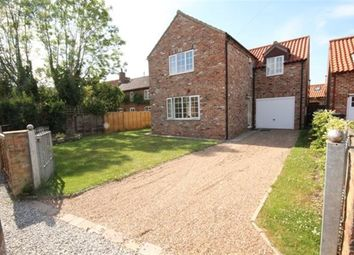 Thumbnail 3 bed detached house to rent in Wetherby Road, Rufforth, York
